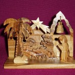Olive Wood Grotto