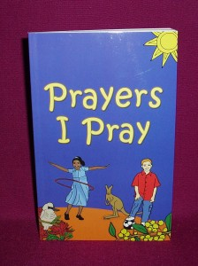 A modern prayer book for children
