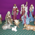 25cm Nativity Set