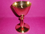 Small Gold Chalice
