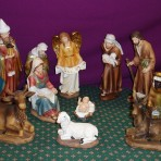 Nativity Set: 25cm
