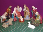 20cm Nativity Set