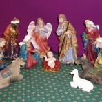 20cm Nativity Set