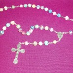 Multi Coloured Rosary