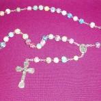 Multi Coloured Rosary