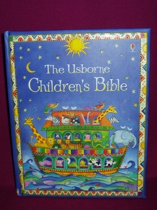 144 pages of bible stories for young children