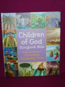 Children's Bible Stories written by Archbishop Desmond Tutu