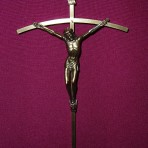 Brass Crucifix