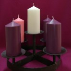 MP1: Advent Candle Holder