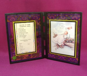 Stained Glass photo frame