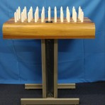 Electronic Votive Candle Stand