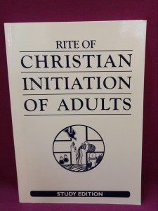 Rite of Christian Initiation of Adults -- Study Edition