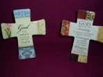 Porcelain Crosses