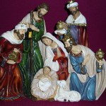 All in One Nativity Set