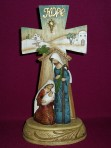 Nativity Hope Cross