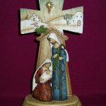 Nativity Hope Cross