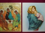 RELIGIOUS ART: LARGE AND MEDIUM PICTURES