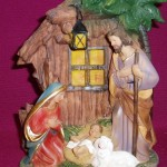Nativity Scene: All in One