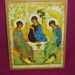Icon: Rublev's The Trinity