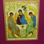 "Rublev's ""The Trinity"""