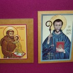 St Anthony and St Benedict