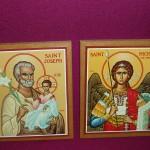 St Joseph and St Michael