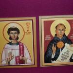 St Stephen and St Thomas Aquinas