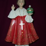 Infant of Prague: 45cm