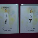 Rose's Communion Greeting Cards