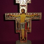 San Damiano Crucifix: With Base