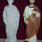 Statue of St Joseph the Worker