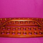 Wood Communion Cup Tray