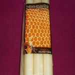 10% Beeswax Candles