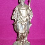 St Patrick Bronze Statue