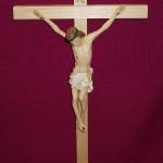 Tall Crucifix: 50 cm
