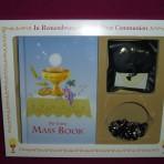 First Holy Communion Gift Set: Boy