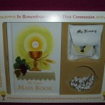 First Holy Communion Gift Set: Girl