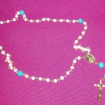 Turquoise Rosary