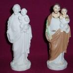 St Joseph Statue: 12 cm