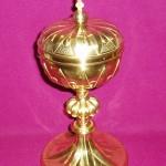 Gold on Sterling Silver Ciborium