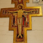 Large Wall San Damiano Crucifix