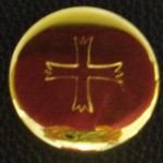 Gold Plated Pyx