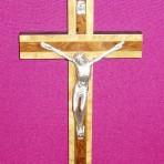 Crucifix: 20cm