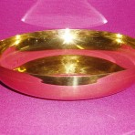 Large Gold Paten