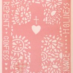 Carmel's First Reconciliation Card: Girl