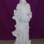 St Francis Statue: 95 cm