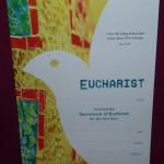 Eucharist Certificate