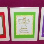 Trisha's Angel Christmas Cards