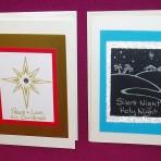 Trisha's Hand Crafted Christmas Cards