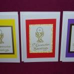 Trisha's First Holy Communion Cards